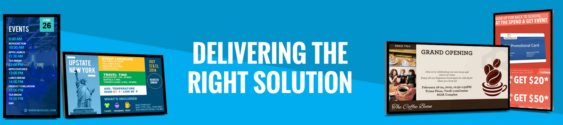 Delivering the RIGHT SOLUTIONS